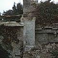 mur de refend et sacristie