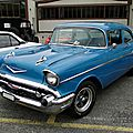 Chevrolet bel air 2door sedan-1957
