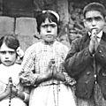 Les saints enfants de fatima