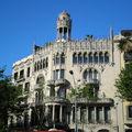 Barcelone-passeig de gracia