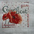 coquelicot de Lili points