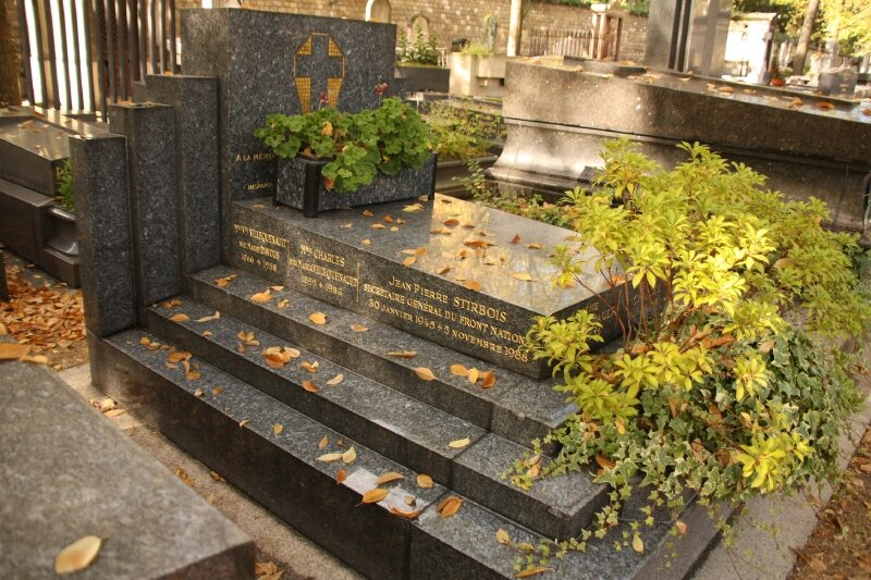 cimetière Montparnasse 3 035