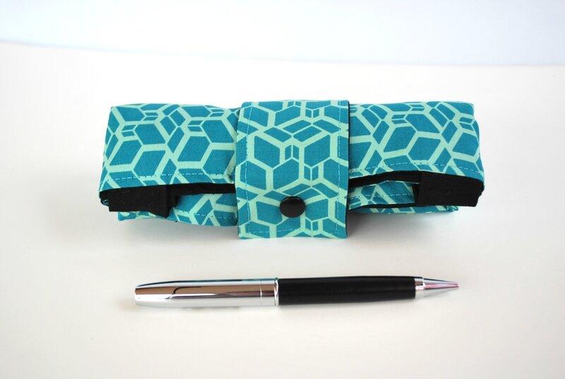 sac pliable bleu41