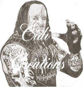 undertaker tatouage