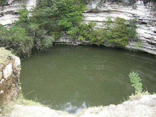Chichen Itza - Sacred Cenote