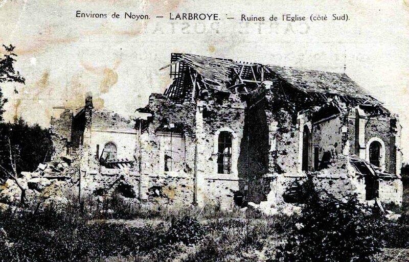Eglise de Larbroye