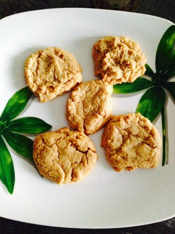 Cath- peanut butter cookies
