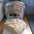 Un vrai bon pain.....