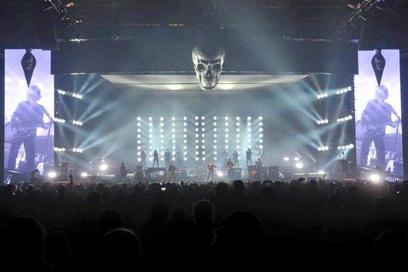 le 22 janvier 2016 Rester Vivant Tours l'Aréna de Montpellier (24)
