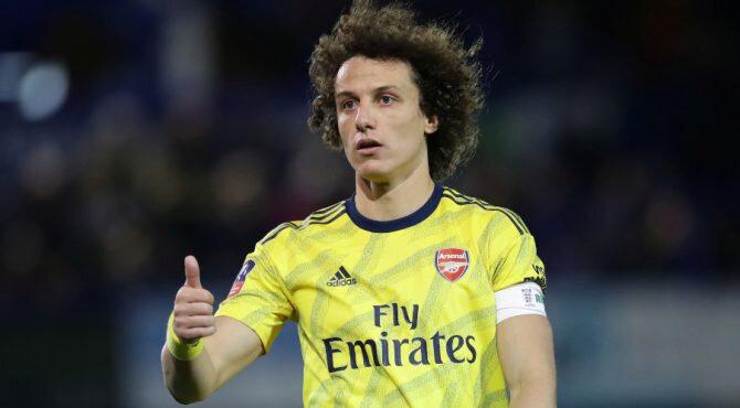 David Luiz en perte de vitesse !