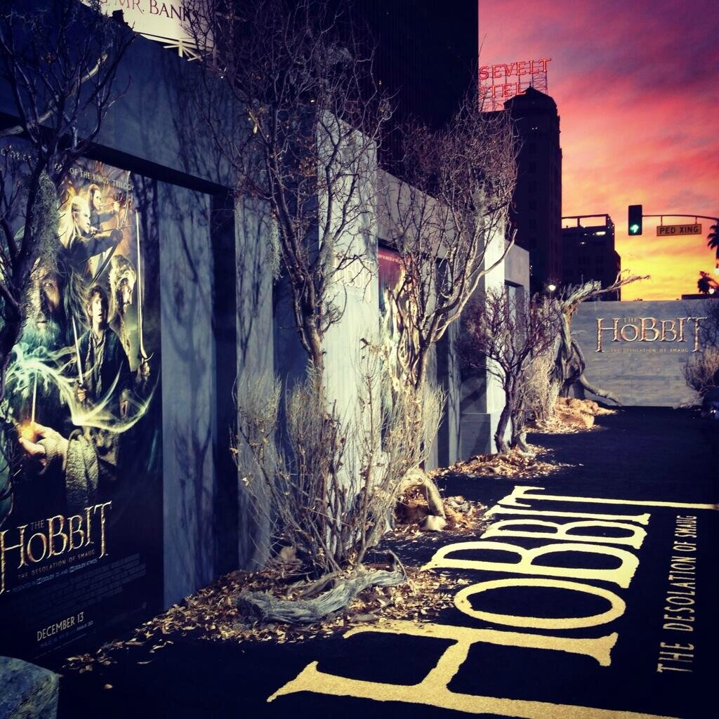 The Hobbit The Desolation of Smaug World Premiere00