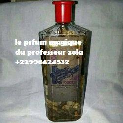 LE PARFUM MAGIQUE DE CHANCE DU PROFESSEUR ZOLA +22998424532