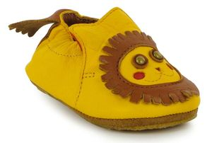 BLUBLU LION PATIN MANGUE CAMEL