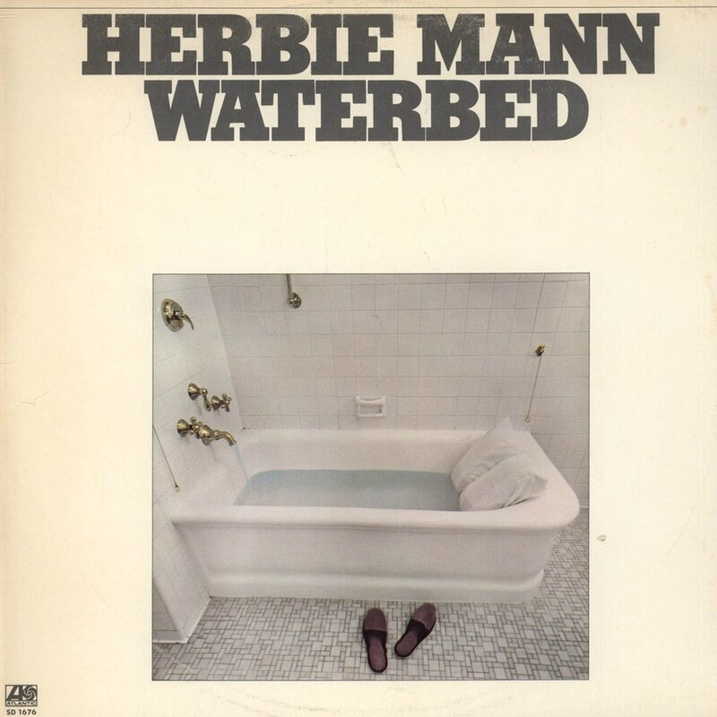 Herbie Mann - 1975 - Waterbed (Atlantic)