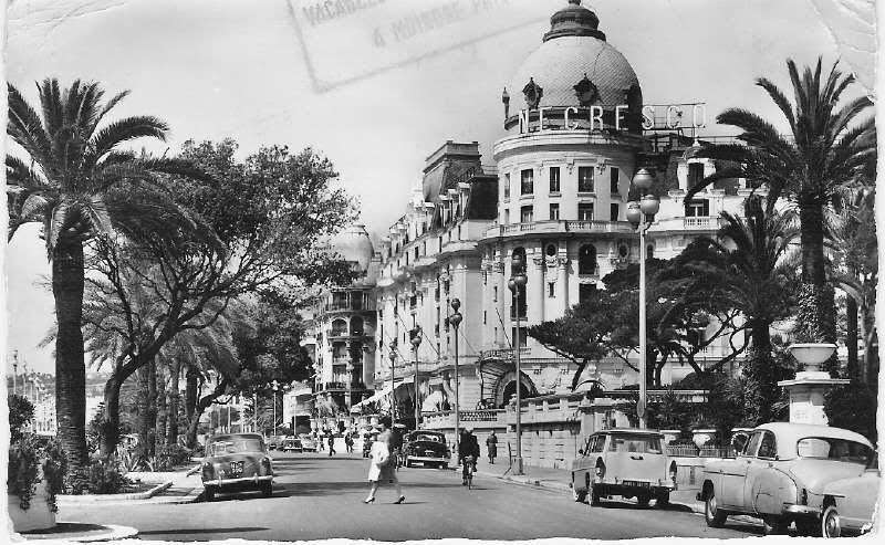 Negresco vers 1960