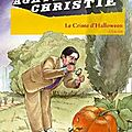 Le crime d'hallowen d'agatha christie, adapté par chandre : issn 2607-0006