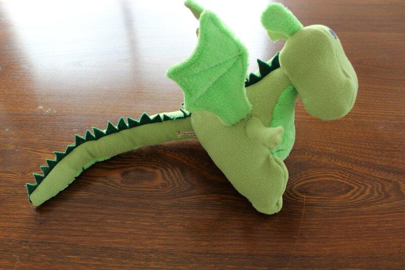 Doudou dragon 4