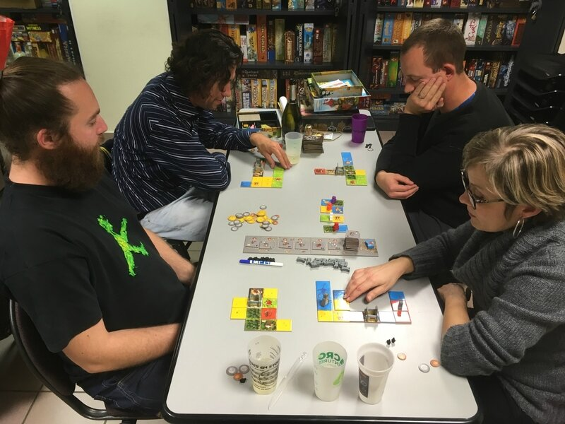7-11-17 kingdomino & queendomino