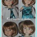 Tuto n° 46 - et voilà la seconde petite robe crochet pour boneka ... et le tuto en cadeau...