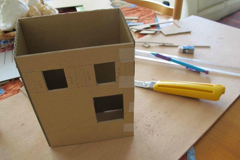 comment j 39 ai construit mes maison 1 le gros oeuvre la petite cr che. Black Bedroom Furniture Sets. Home Design Ideas
