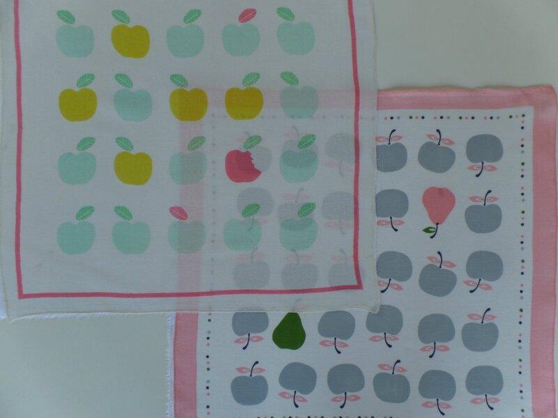 Coussins pommes 4