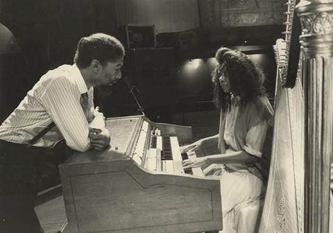 Lawrence D Butch & Alice Coltrane