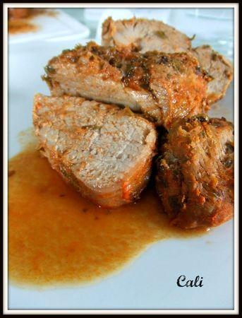 Mignon de Porc à la Jamaïcaine 003