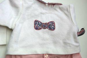 Une Petite Fourmi - cadeau de naissance - 06
