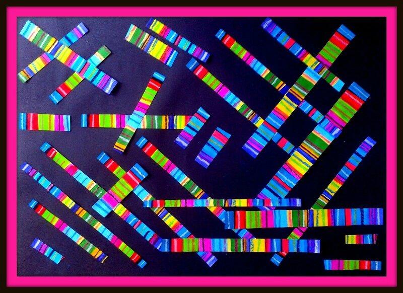148_Compositions abstraites_Jeux de lignes V