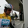 04 Bradley Wigins ( Gde Bretagne ) maillot jaune vainqueur final