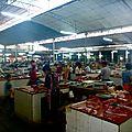 Yangshuo - marché