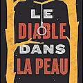 Le diable dans la peau - paul howarth - editions denoël
