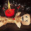 Les puissants rituels de magie vaudou avec poupée vaudou
