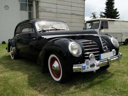 ROSENGART Supertraction Coupe 1939 Broc aux Tacots de Richwiller 2010 1