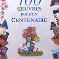 livre ROTARY 100 oeuvres pour un centenaire - COUVERTURE