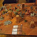 Battle report conquest of the solar system: the hunt continues!