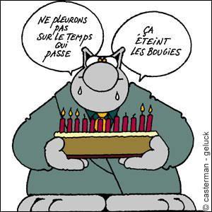 Bon Anniversaire Petit Trentenaire La Vie Dune Petite