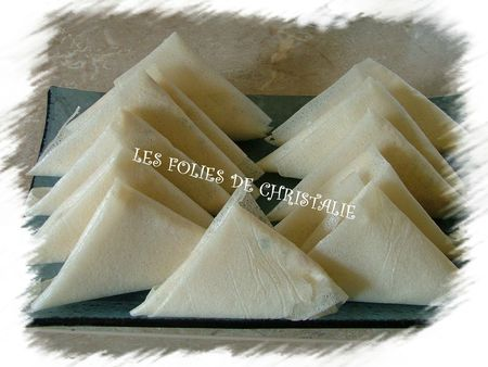 Samoussas fromagers 5