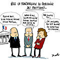 Transparence du patrimoine des politiques