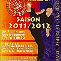 Full contact: reprise des entrainements saison 2011/2012
