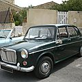 MG 1100 berline 4 portes 1965 Poussan (1)