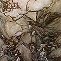 Les pouvoirs et comportements des esprits de la nature