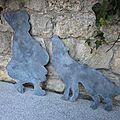 Le Chaperon Rouge et le Loup en zinc (5)