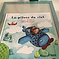 La pilote du ciel - nancy guilbert