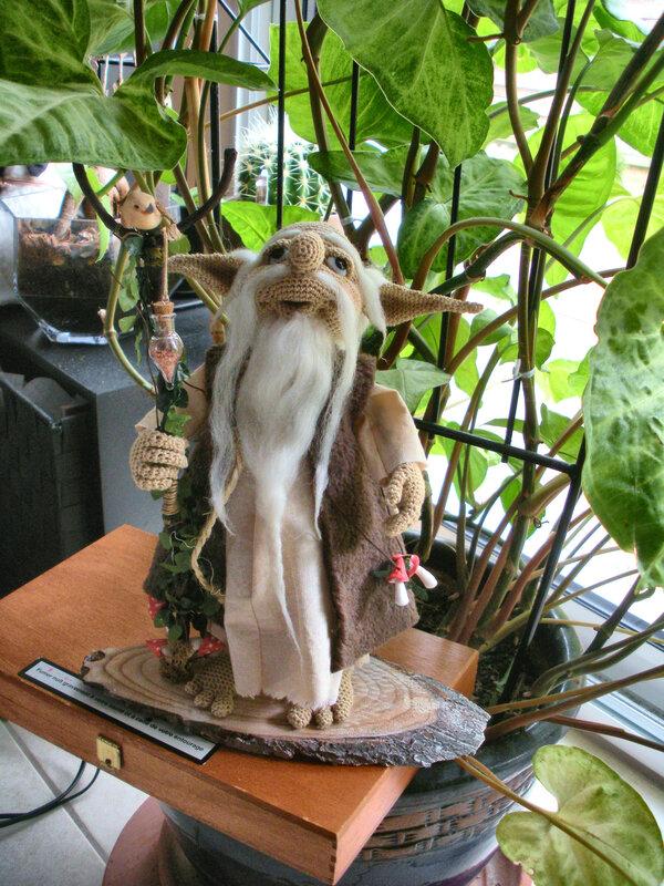 le gnome, gardien de la Forêt4