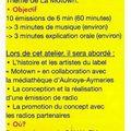 Atelier radio : motown
