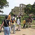 97-2007 : journée de l'âne à Marcevol