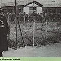 Dossier à lire dans le relais n°89 : les camps d'internement en afrique du nord