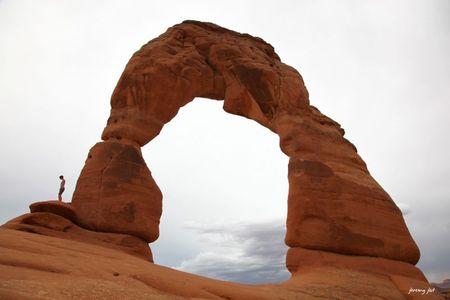 Arches delicate