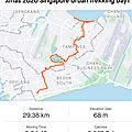 36 Treck 2, Est et Sud de Singap, Dec 2020, 100km